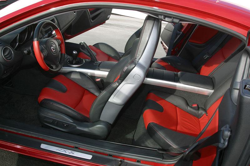 Nová Mazda RX-7: Wankel a elektrické turbo?: - fotka 15