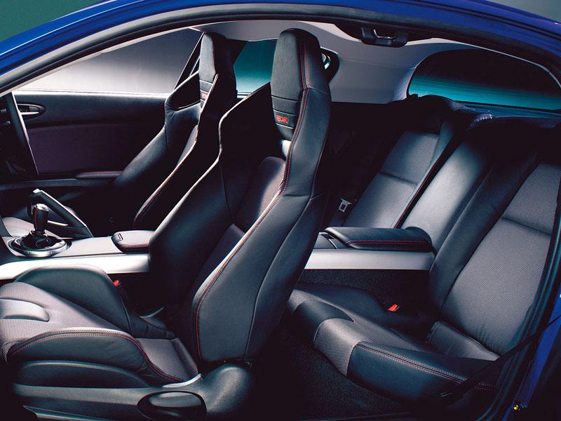 Mazda RX-8 v Kanadě s osmiletou zárukou: - fotka 2