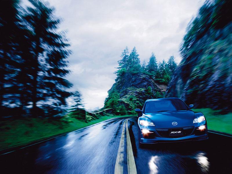 Mazda RX-8 v Kanadě s osmiletou zárukou: - fotka 6