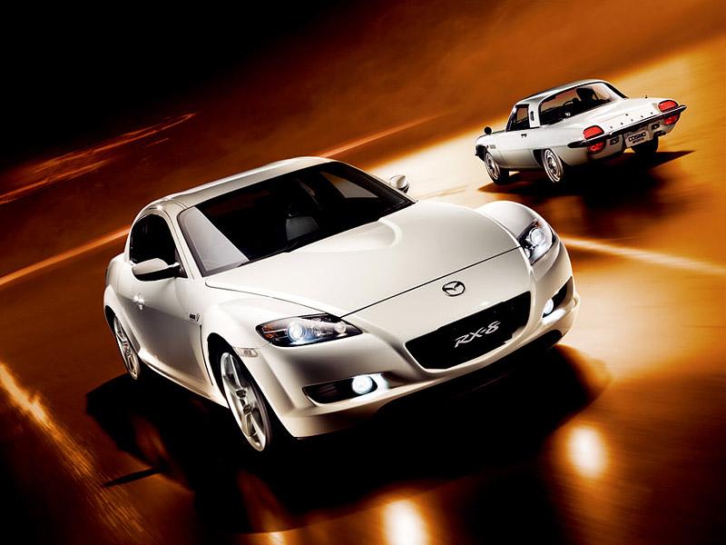 Nová Mazda RX-7: Wankel a elektrické turbo?: - fotka 20