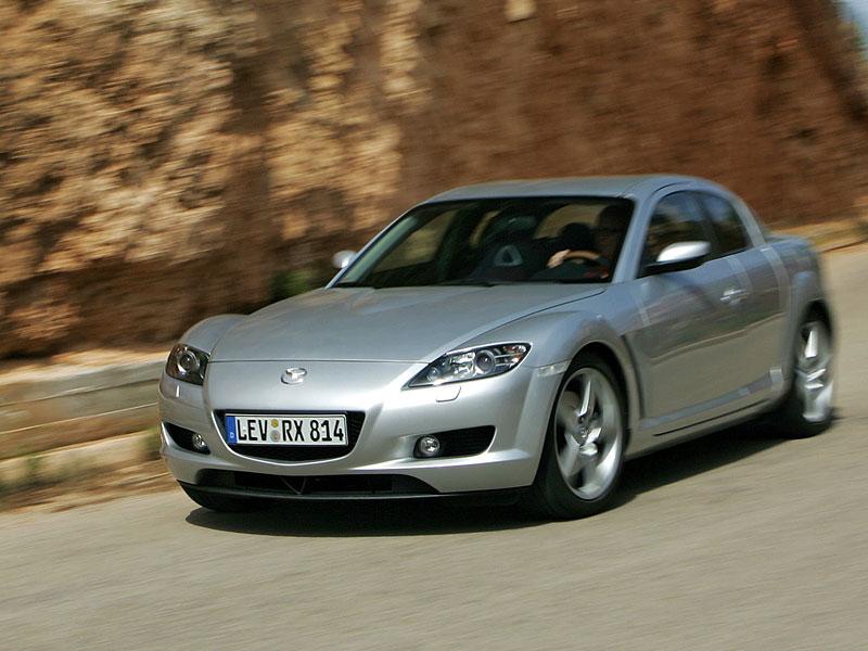 Nová Mazda RX-7: Wankel a elektrické turbo?: - fotka 21