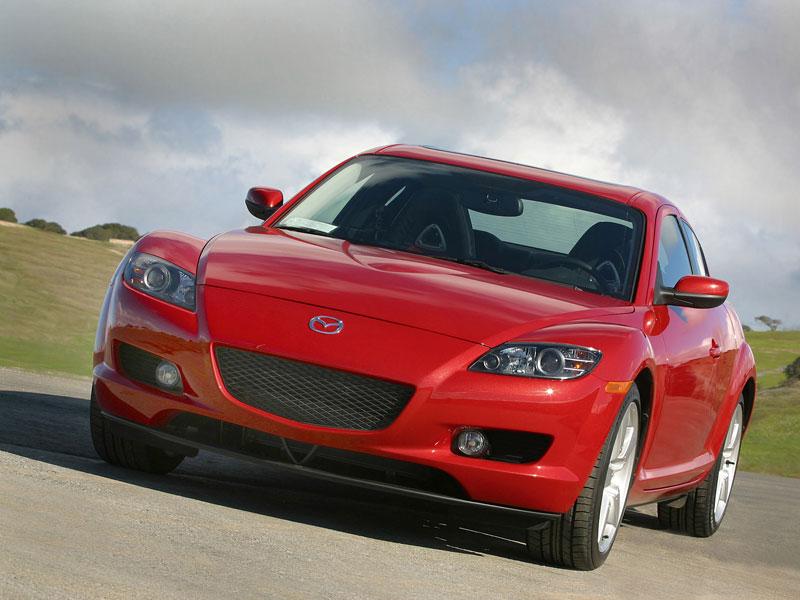Nová Mazda RX-7: Wankel a elektrické turbo?: - fotka 22