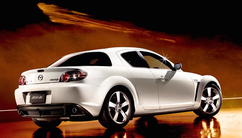 Nová Mazda RX-7: Wankel a elektrické turbo?: - fotka 25
