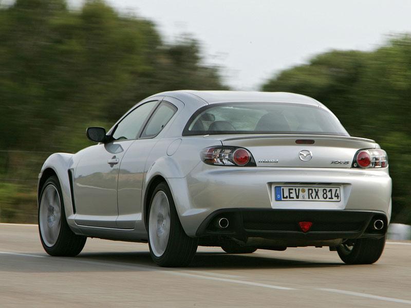 Nová Mazda RX-7: Wankel a elektrické turbo?: - fotka 26