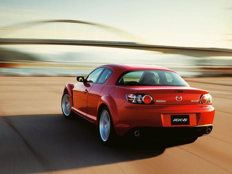 Nová Mazda RX-7: Wankel a elektrické turbo?: - fotka 27