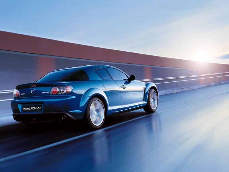 Nová Mazda RX-7: Wankel a elektrické turbo?: - fotka 28