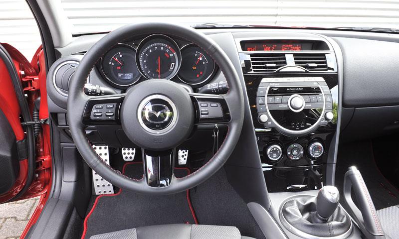 Mazda RX-8: omlazený Wankel (ale ne pro nás...): - fotka 2