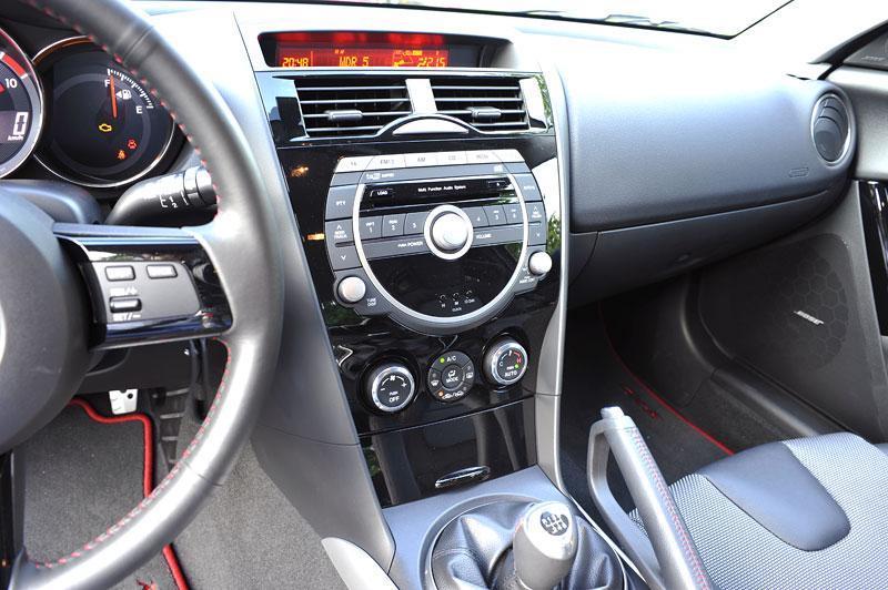 Mazda RX-8: omlazený Wankel (ale ne pro nás...): - fotka 6