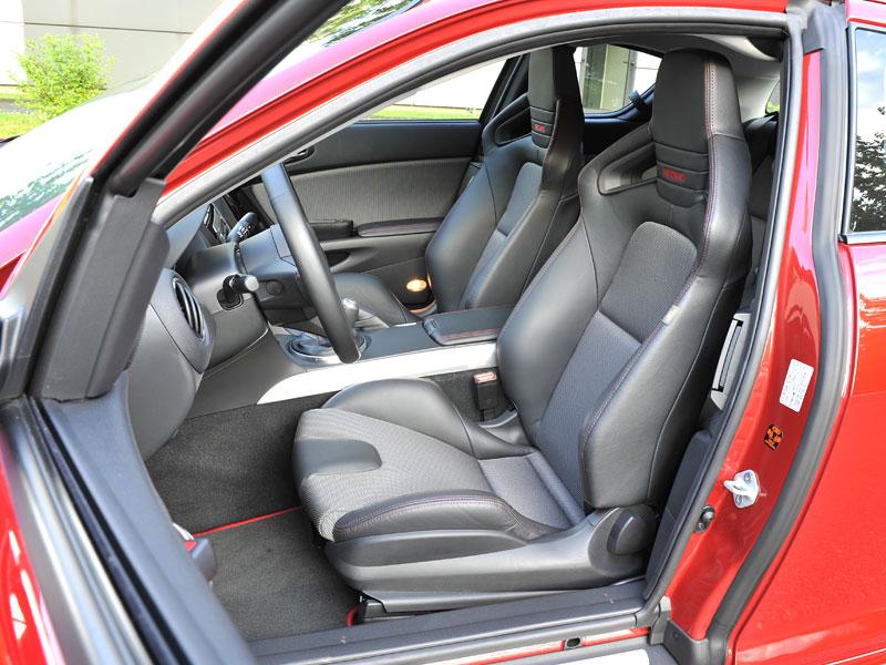 Mazda RX-8: omlazený Wankel (ale ne pro nás...): - fotka 10