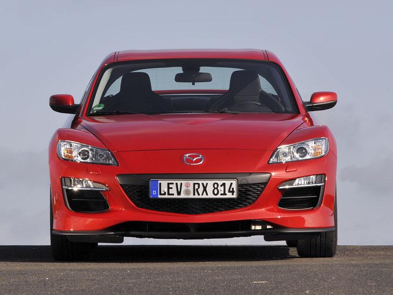 Mazda RX-8: omlazený Wankel (ale ne pro nás...): - fotka 13