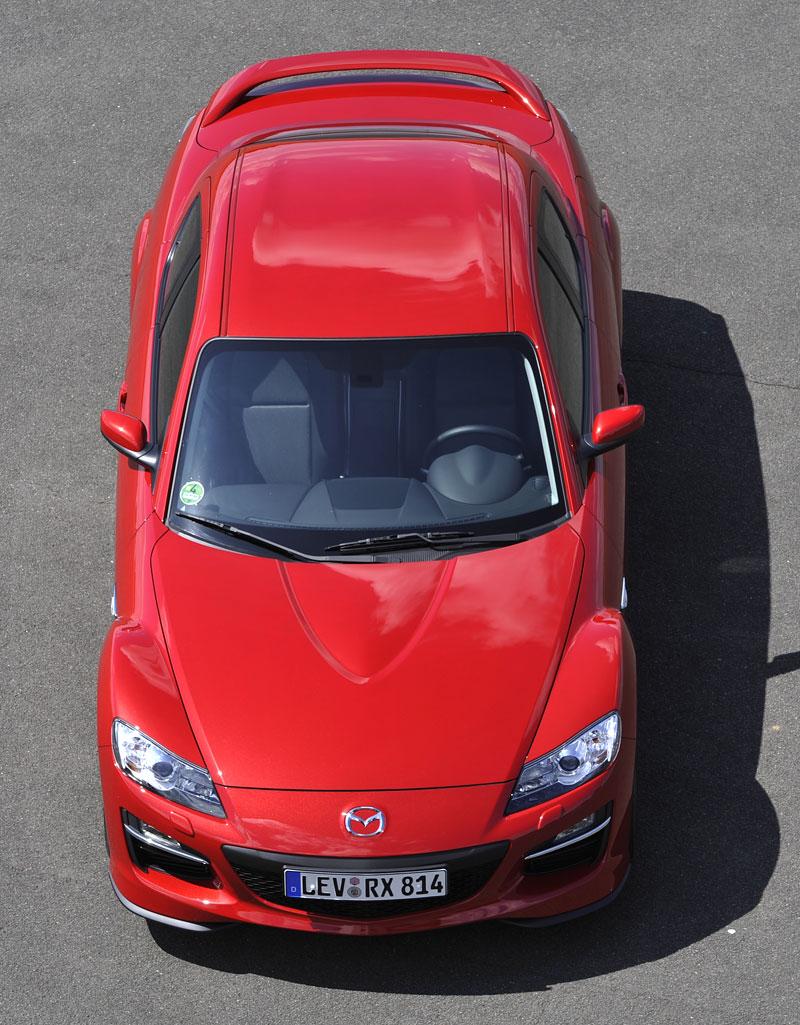 Mazda RX-8: omlazený Wankel (ale ne pro nás...): - fotka 15