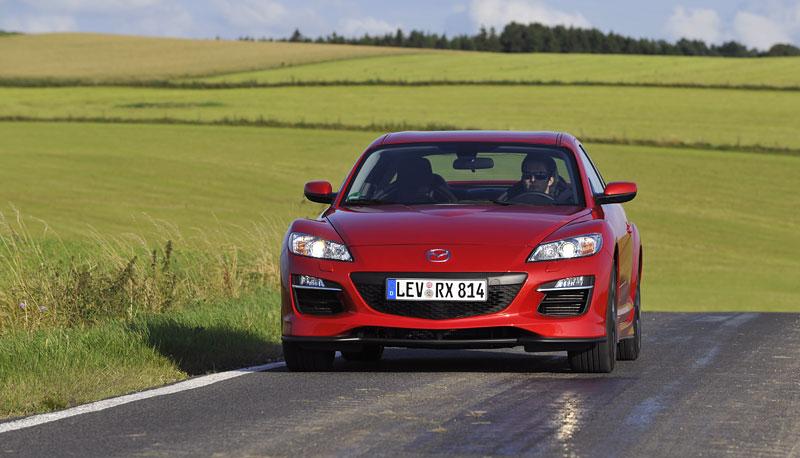 Mazda RX-8: omlazený Wankel (ale ne pro nás...): - fotka 18