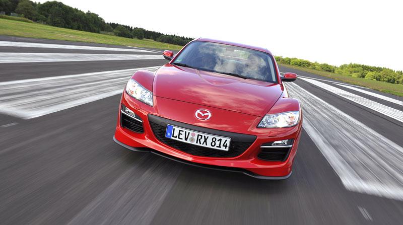 Mazda RX-8: omlazený Wankel (ale ne pro nás...): - fotka 19