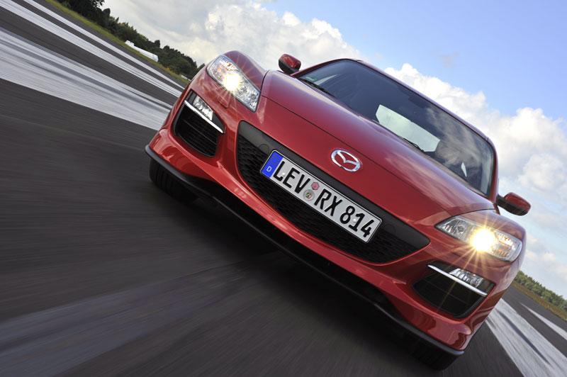 Mazda RX-8: omlazený Wankel (ale ne pro nás...): - fotka 20