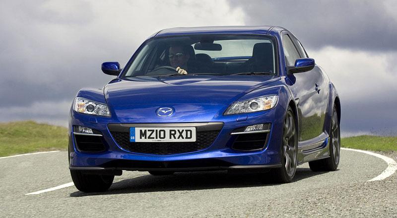 Mazda RX-8: máte poslední šanci: - fotka 21