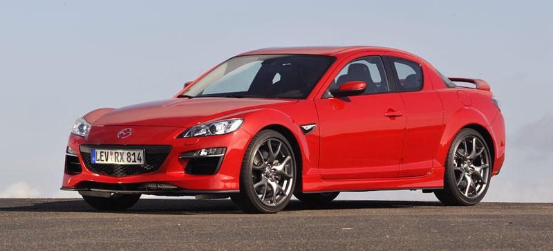 Mazda RX-8: omlazený Wankel (ale ne pro nás...): - fotka 21