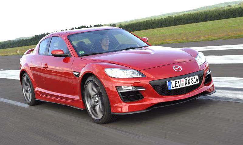 Mazda RX-8: omlazený Wankel (ale ne pro nás...): - fotka 22