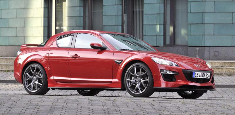 Mazda RX-8: omlazený Wankel (ale ne pro nás...): - fotka 23