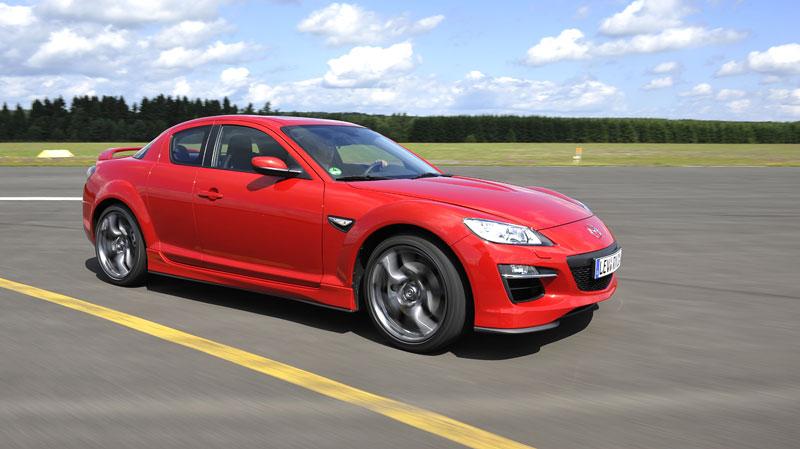 Mazda RX-8: omlazený Wankel (ale ne pro nás...): - fotka 24