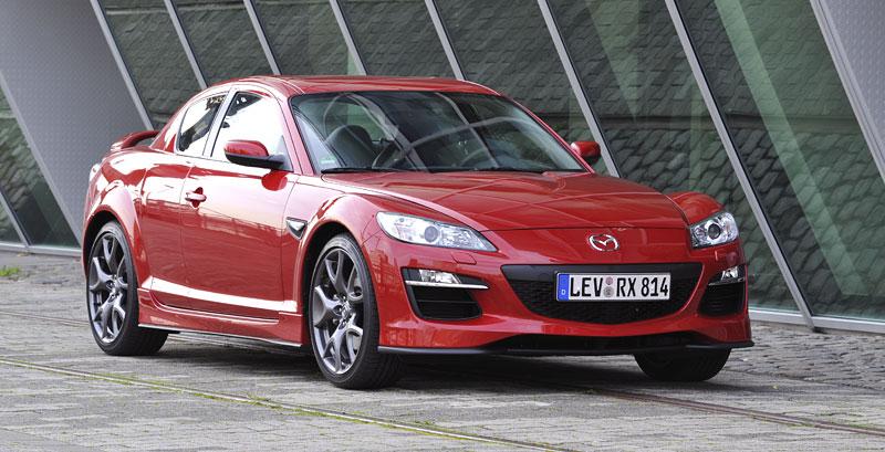 Mazda RX-8: omlazený Wankel (ale ne pro nás...): - fotka 25