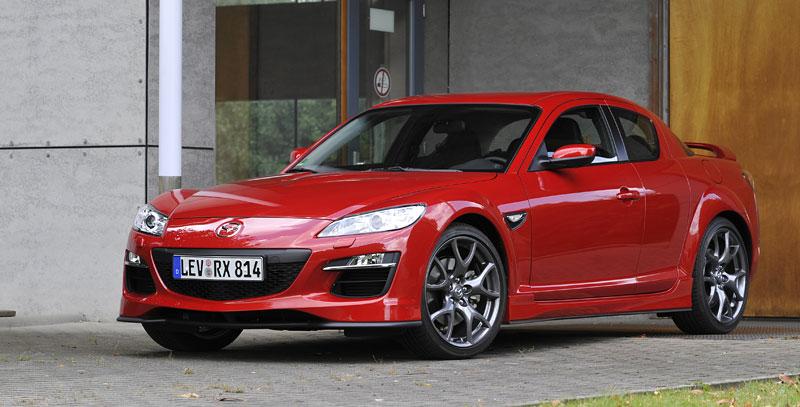 Mazda RX-8: omlazený Wankel (ale ne pro nás...): - fotka 27