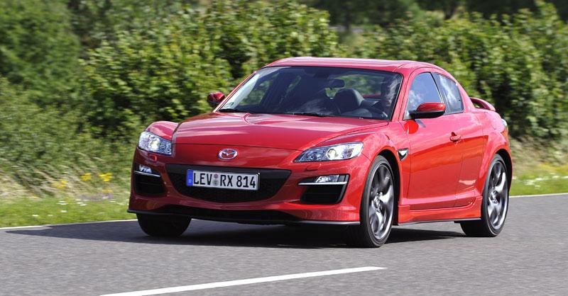 Mazda RX-8: omlazený Wankel (ale ne pro nás...): - fotka 28