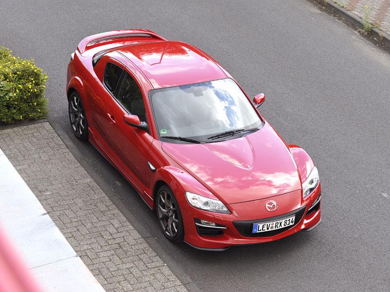 Mazda RX-8: omlazený Wankel (ale ne pro nás...): - fotka 29