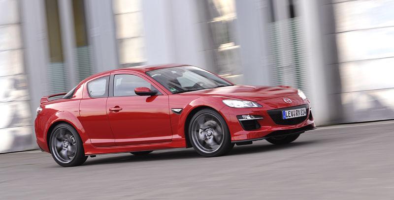 Mazda RX-8: omlazený Wankel (ale ne pro nás...): - fotka 30