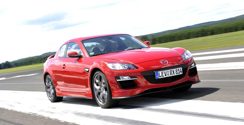 Mazda RX-8: omlazený Wankel (ale ne pro nás...): - fotka 32