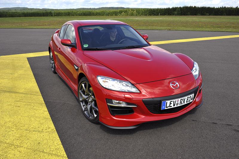 Mazda RX-8: omlazený Wankel (ale ne pro nás...): - fotka 33