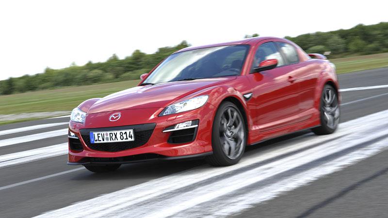 Mazda RX-8: omlazený Wankel (ale ne pro nás...): - fotka 34