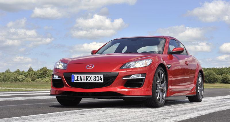 Mazda RX-8: omlazený Wankel (ale ne pro nás...): - fotka 35