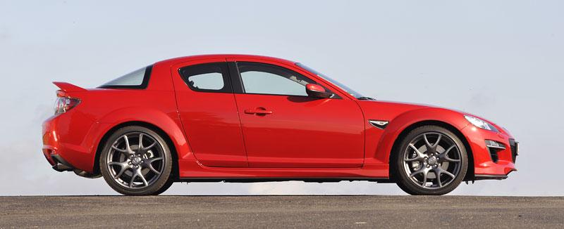 Mazda RX-8: omlazený Wankel (ale ne pro nás...): - fotka 36