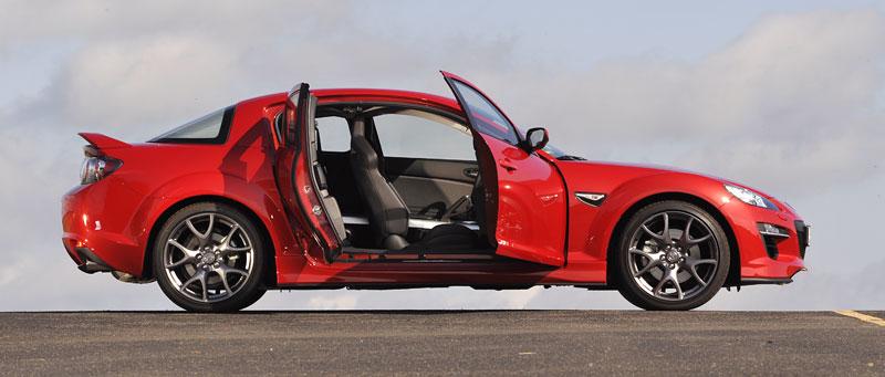 Mazda RX-8: omlazený Wankel (ale ne pro nás...): - fotka 37