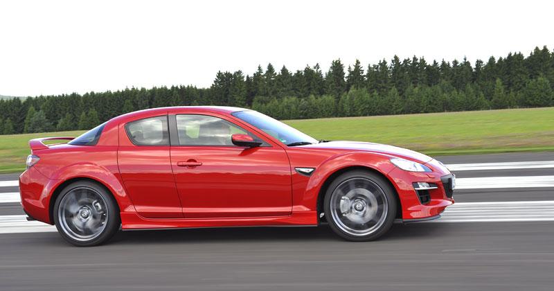 Mazda RX-8: omlazený Wankel (ale ne pro nás...): - fotka 38