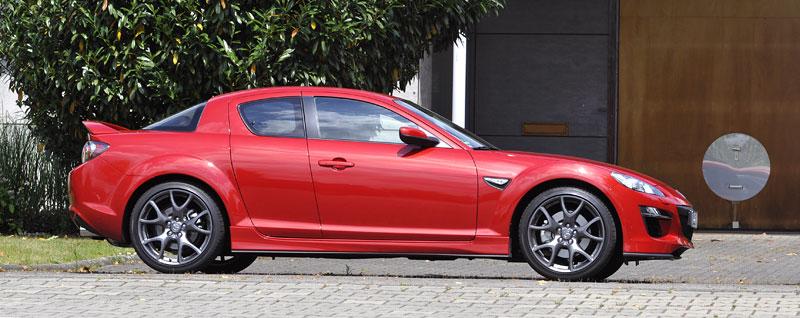 Mazda RX-8: omlazený Wankel (ale ne pro nás...): - fotka 39