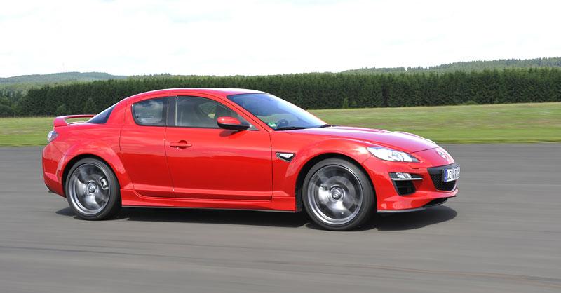 Mazda RX-8: omlazený Wankel (ale ne pro nás...): - fotka 40