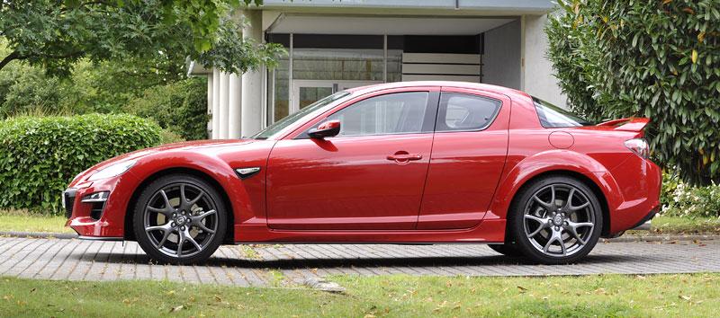 Mazda RX-8: omlazený Wankel (ale ne pro nás...): - fotka 41