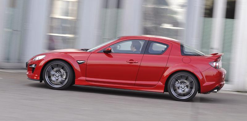 Mazda RX-8: omlazený Wankel (ale ne pro nás...): - fotka 44