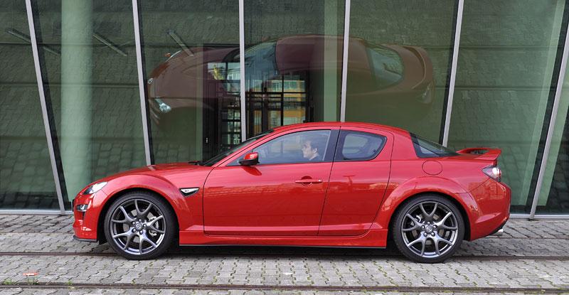 Mazda RX-8: omlazený Wankel (ale ne pro nás...): - fotka 45