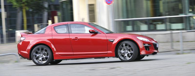 Mazda RX-8: omlazený Wankel (ale ne pro nás...): - fotka 46