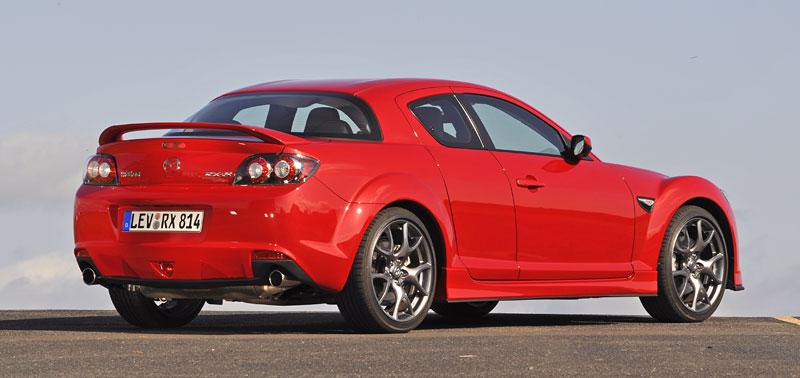 Mazda RX-8: omlazený Wankel (ale ne pro nás...): - fotka 49