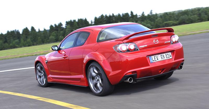 Mazda RX-8: omlazený Wankel (ale ne pro nás...): - fotka 52