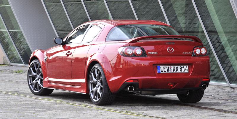 Mazda RX-8: omlazený Wankel (ale ne pro nás...): - fotka 53