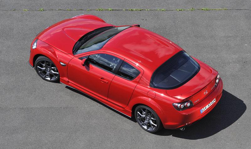 Mazda RX-8: omlazený Wankel (ale ne pro nás...): - fotka 57