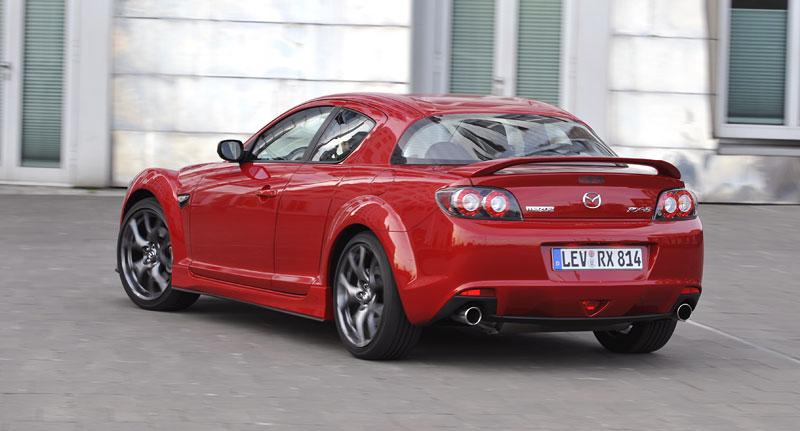 Mazda RX-8: máte poslední šanci: - fotka 59