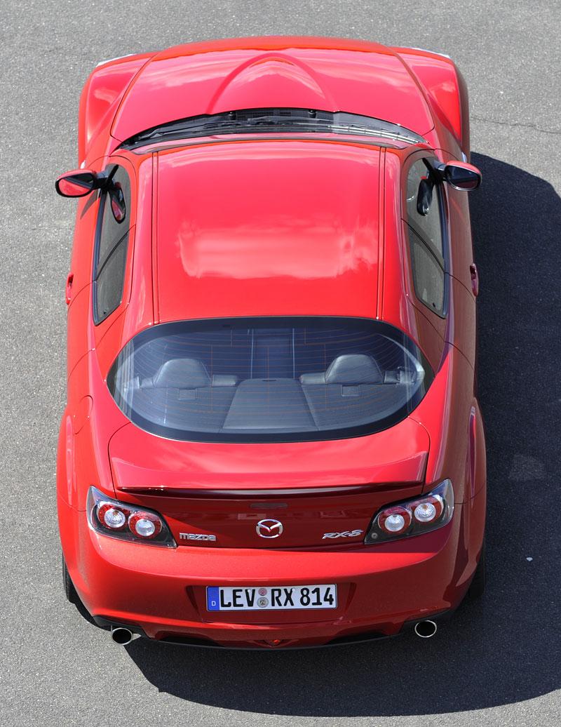 Mazda RX-8: omlazený Wankel (ale ne pro nás...): - fotka 63