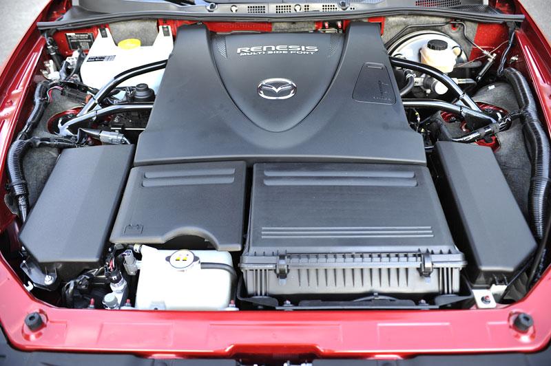 Mazda RX-8: omlazený Wankel (ale ne pro nás...): - fotka 64