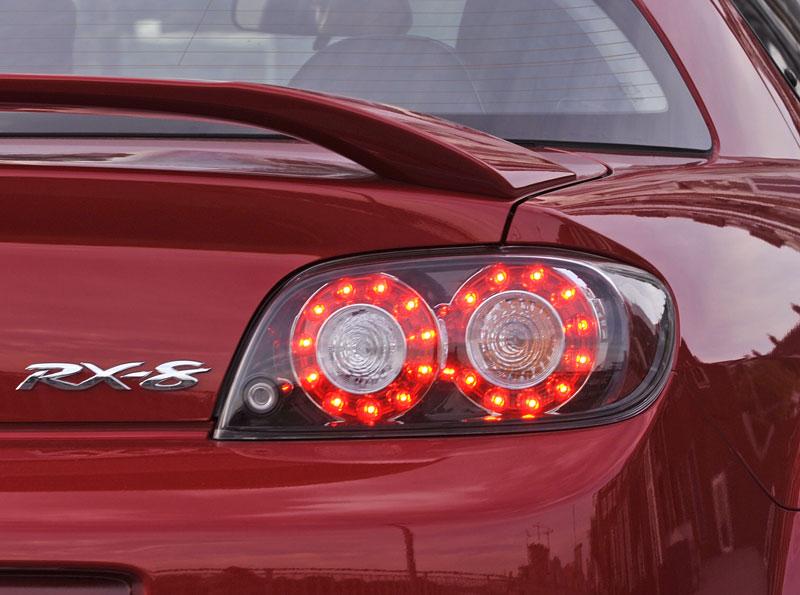 Mazda RX-8: omlazený Wankel (ale ne pro nás...): - fotka 68