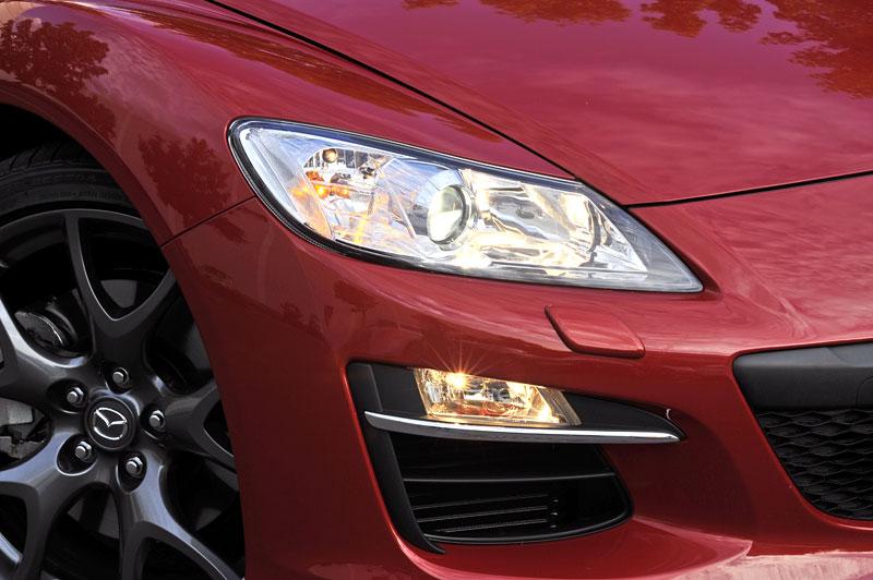 Mazda RX-8: omlazený Wankel (ale ne pro nás...): - fotka 69